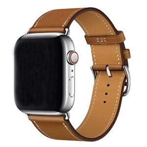 ¿estas Buscando Apple Watch Series 3 42 Mm Cuero Con Descuento El Mejor Precio De Internet