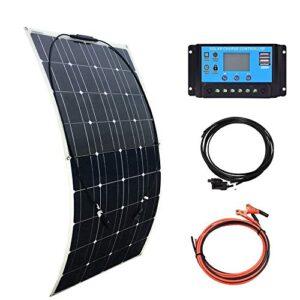 Paneles Solares Flexibles 12v Opiniones Verificadas Este Mes
