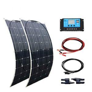 Comprar Paneles Solares Flexibles 200w Con Envío Gratis A Domicilio En España