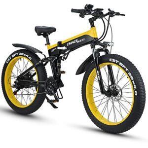 ¿buscas Bicicletas Electricas Plegables 1000w Con Descuento Mejor Precio Online