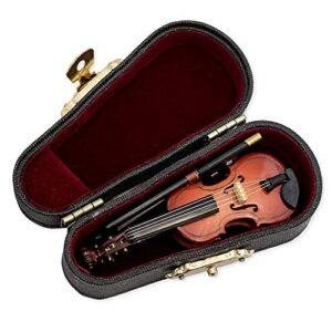 Instrumentos Musicales Miniatura Valoraciones Reales De Otros Compradores Y Actualizadas