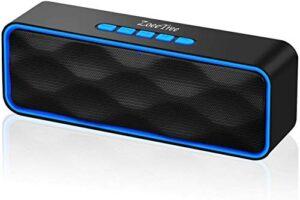 Lee Lasopiniones De Altavoces Bluetooth Portatiles Con Radio. Selecciona Con Criterio