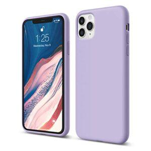 Comparativas Fundas Iphone 11 Pro Max Silicona Lila Si Quieres Comprar Con Garantía