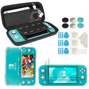 Comprueba Las Opiniones De Accesorios Nintendo Switch Lite Turquesa. Elige Con Sabiduría